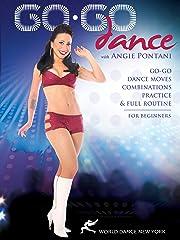 Angie Pontaniとゴーゴーダンス