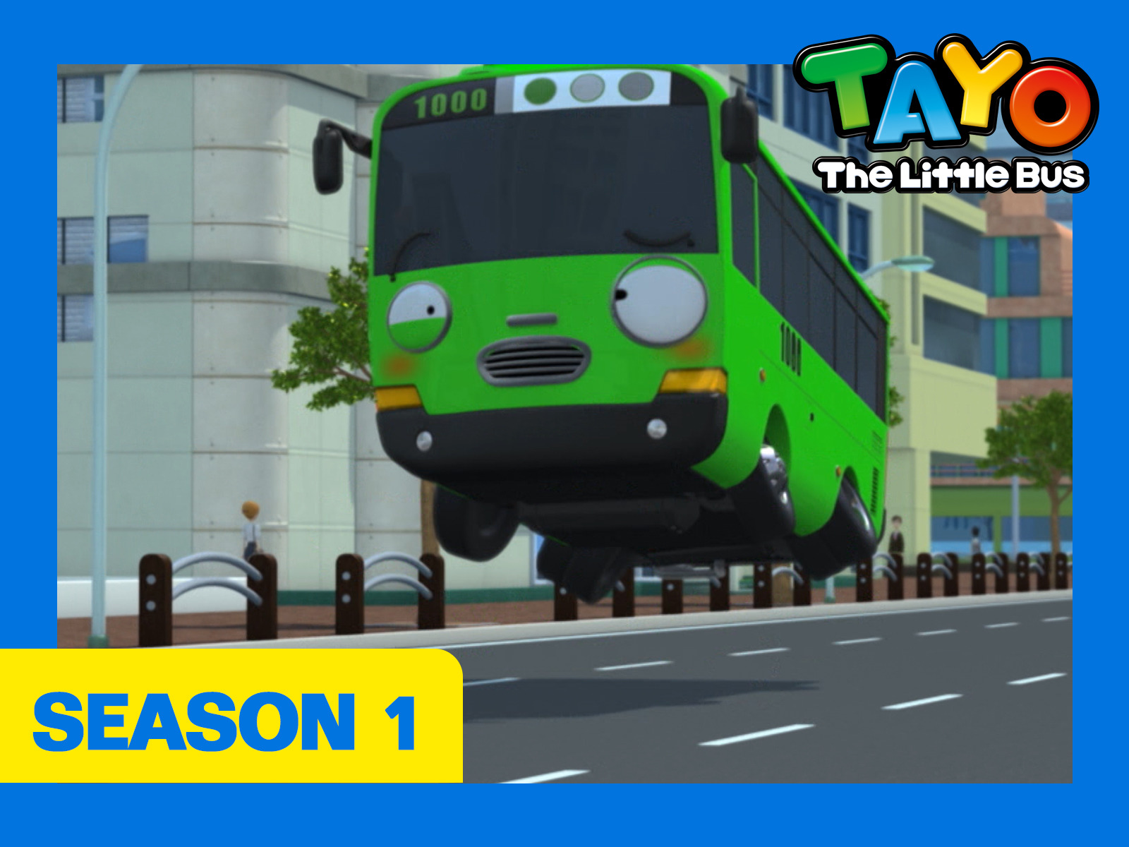 watch tayo the little bus episodes on season 1 tv guide