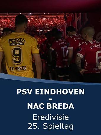 PSV Eindhoven - NAC Breda