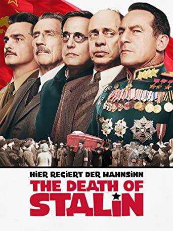 The Death of Stalin - Hier regiert der Wahnsinn