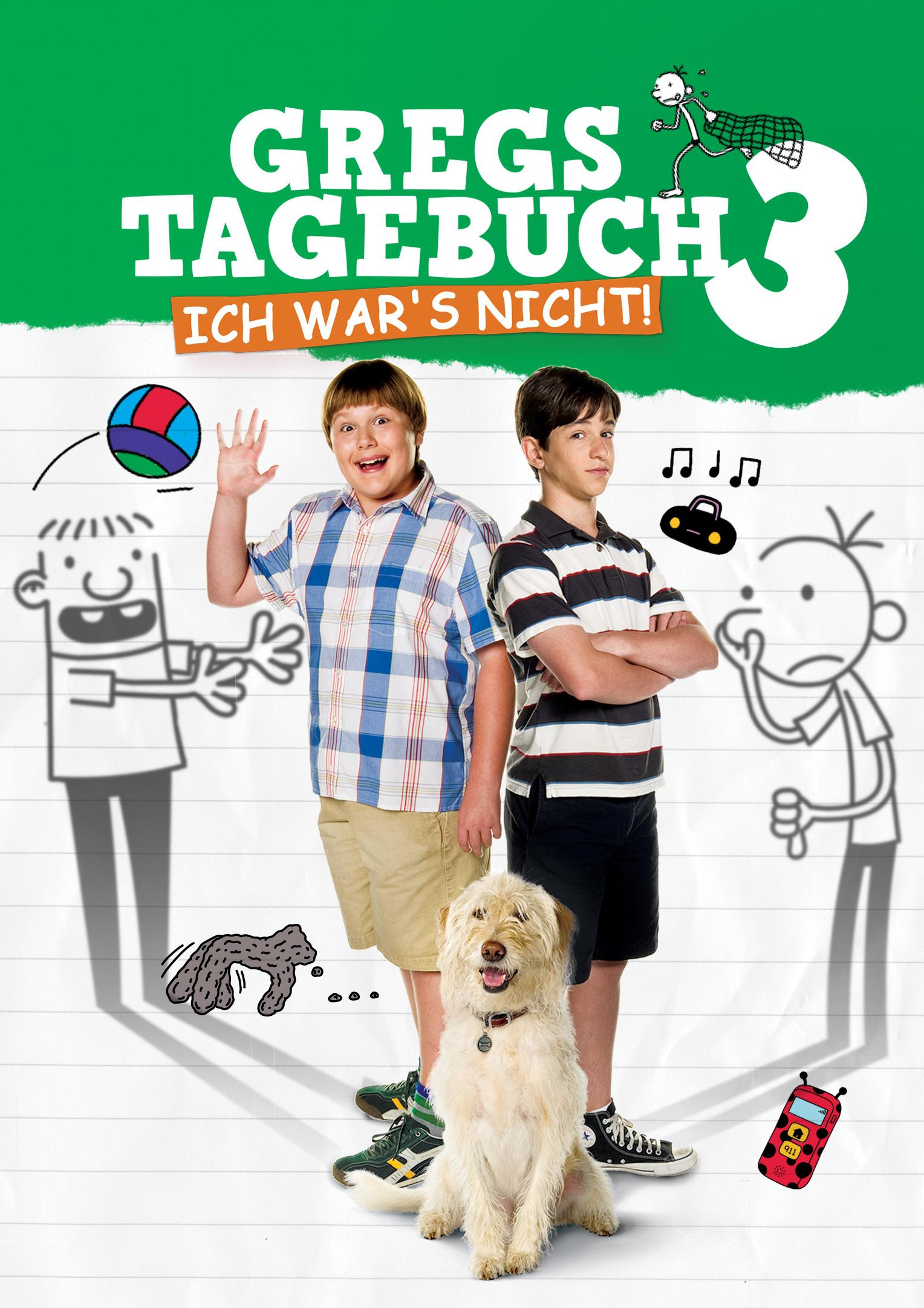 Gregs Tagebuch 3 - Ich war's nicht!