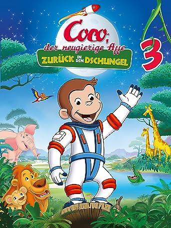 Coco, der neugierige Affe 3 - Zurück in den Dschungel