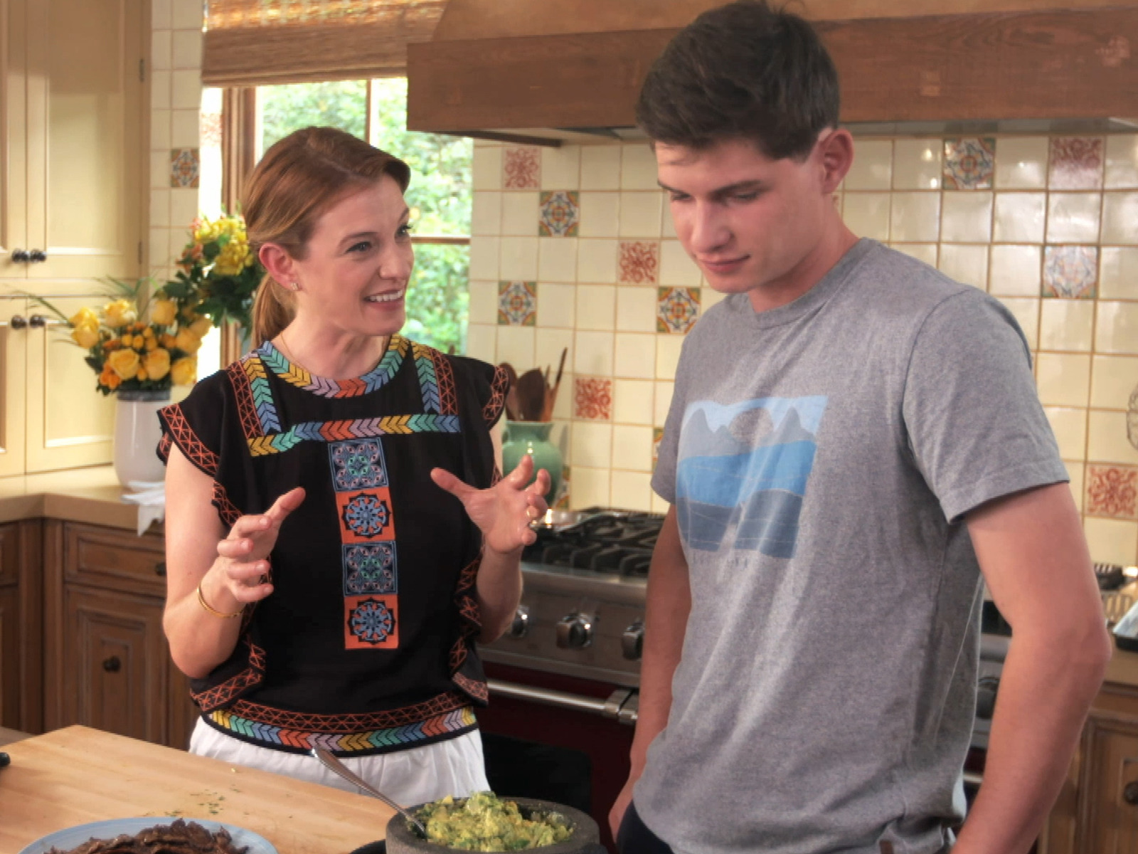 Watch Pati S Mexican Table Season 6 Episode 1 One Day In