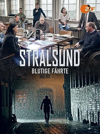 Stralsund - Blutige Fährte