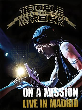 Michael Schenkers Temple Of Rock - On A Mission - Live In Madrid
