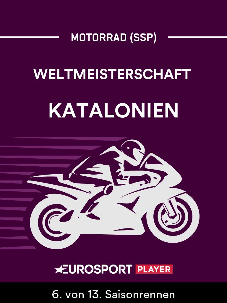 Motorrad:FIM Supersport Weltmeisterschaft 2020 inBarcelona (ESP)