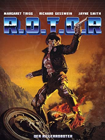 R.O.T.O.R - Der Killerroboter