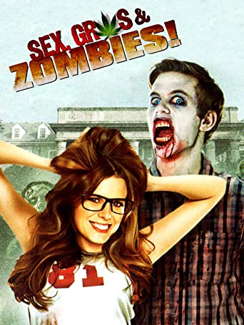 Sex, Gras & Zombies!