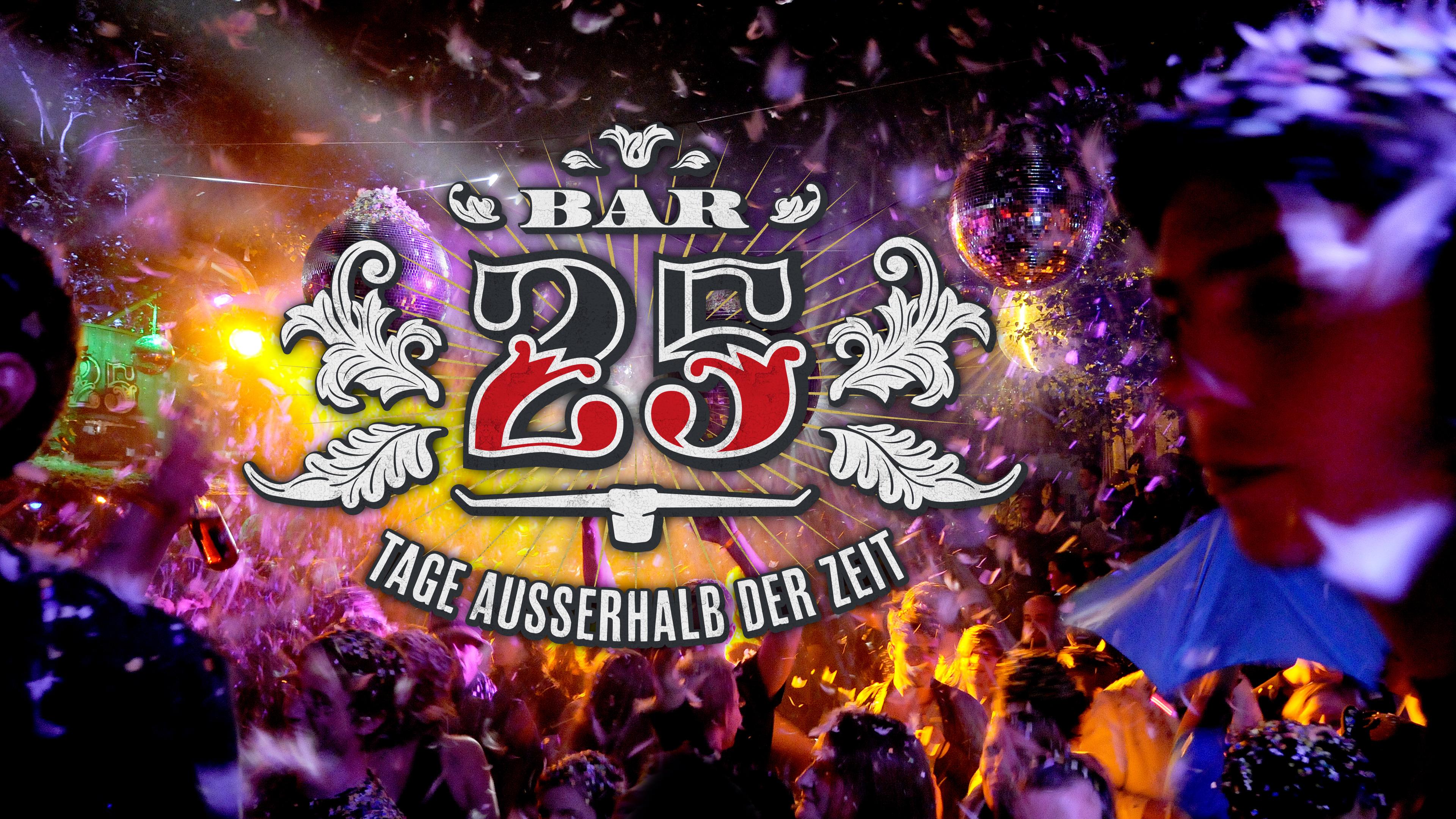 Bar 25 - Tage außerhalb der Zeit