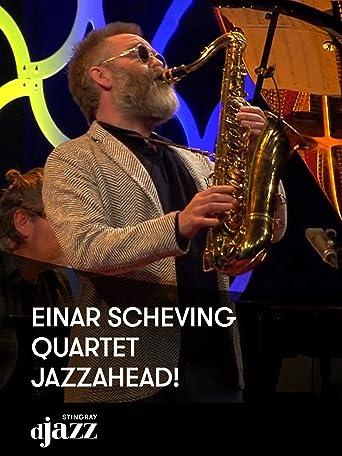 Einar Scheving Quartet - jazzahead!