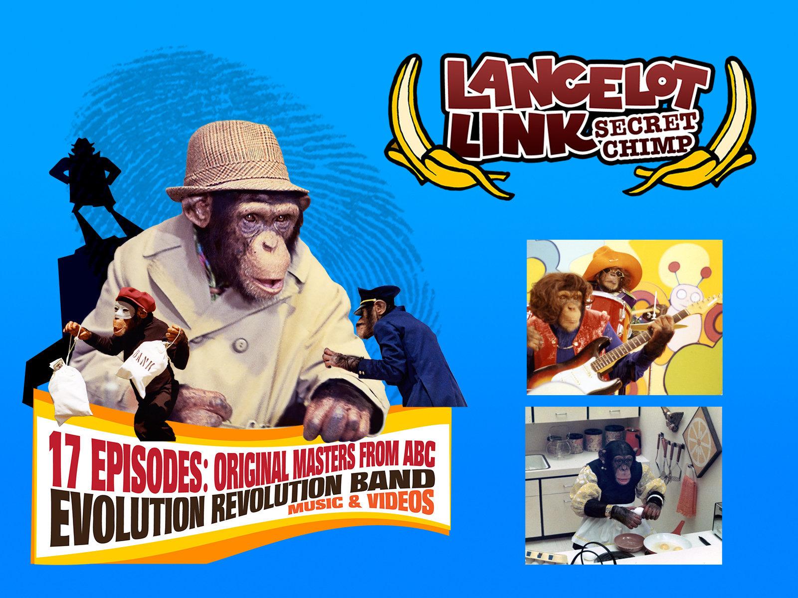 Watch Lancelot Link, Secret Chimp Episodes Online | Season 1