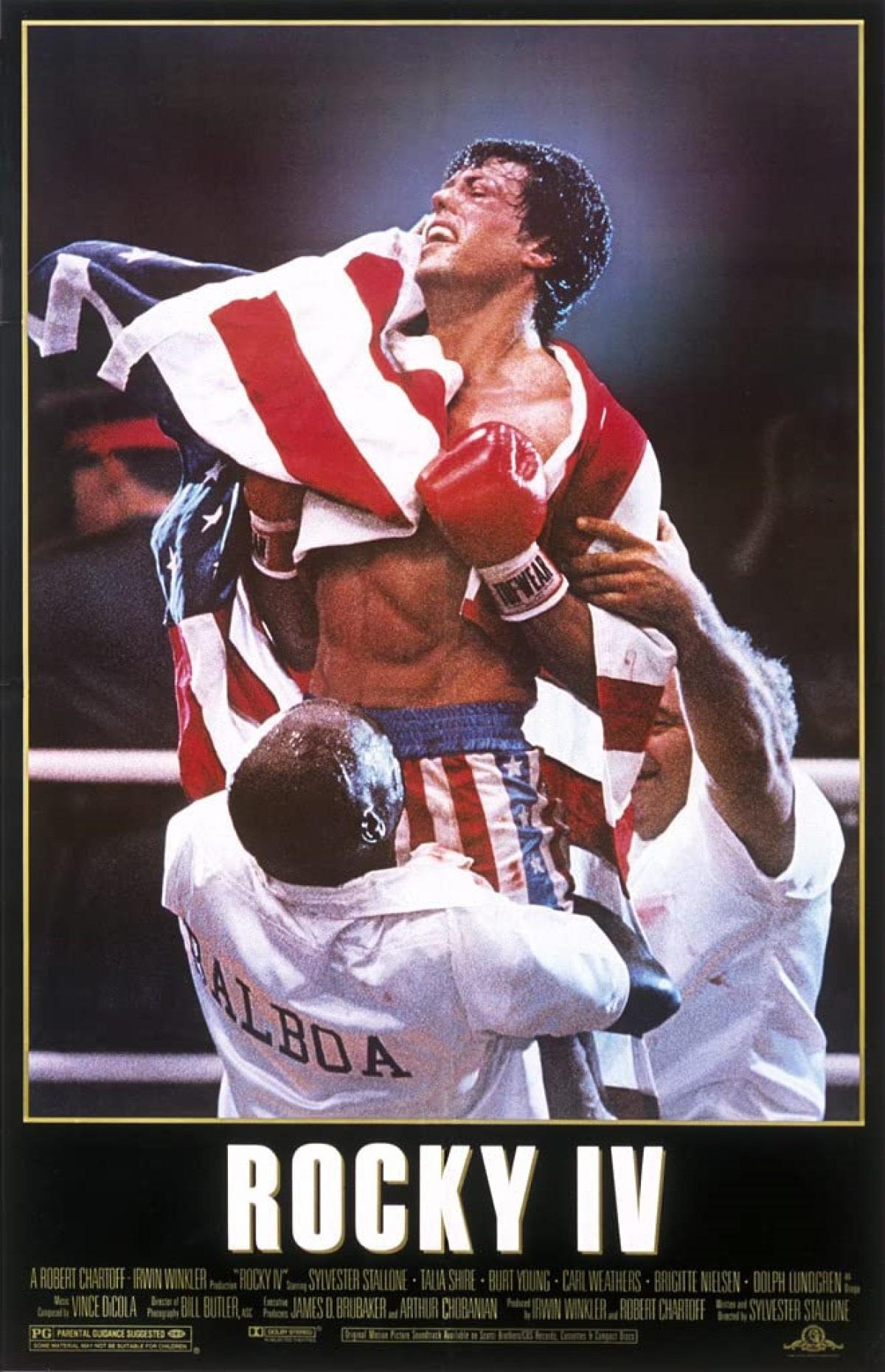 Rocky IV - Der Kampf des Jahrhunderts