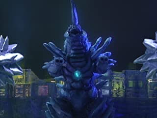 電光超人グリッドマン 第8話 兄弟の絆 冷凍怪獣ブリザラー 火炎怪獣フレムラー登場