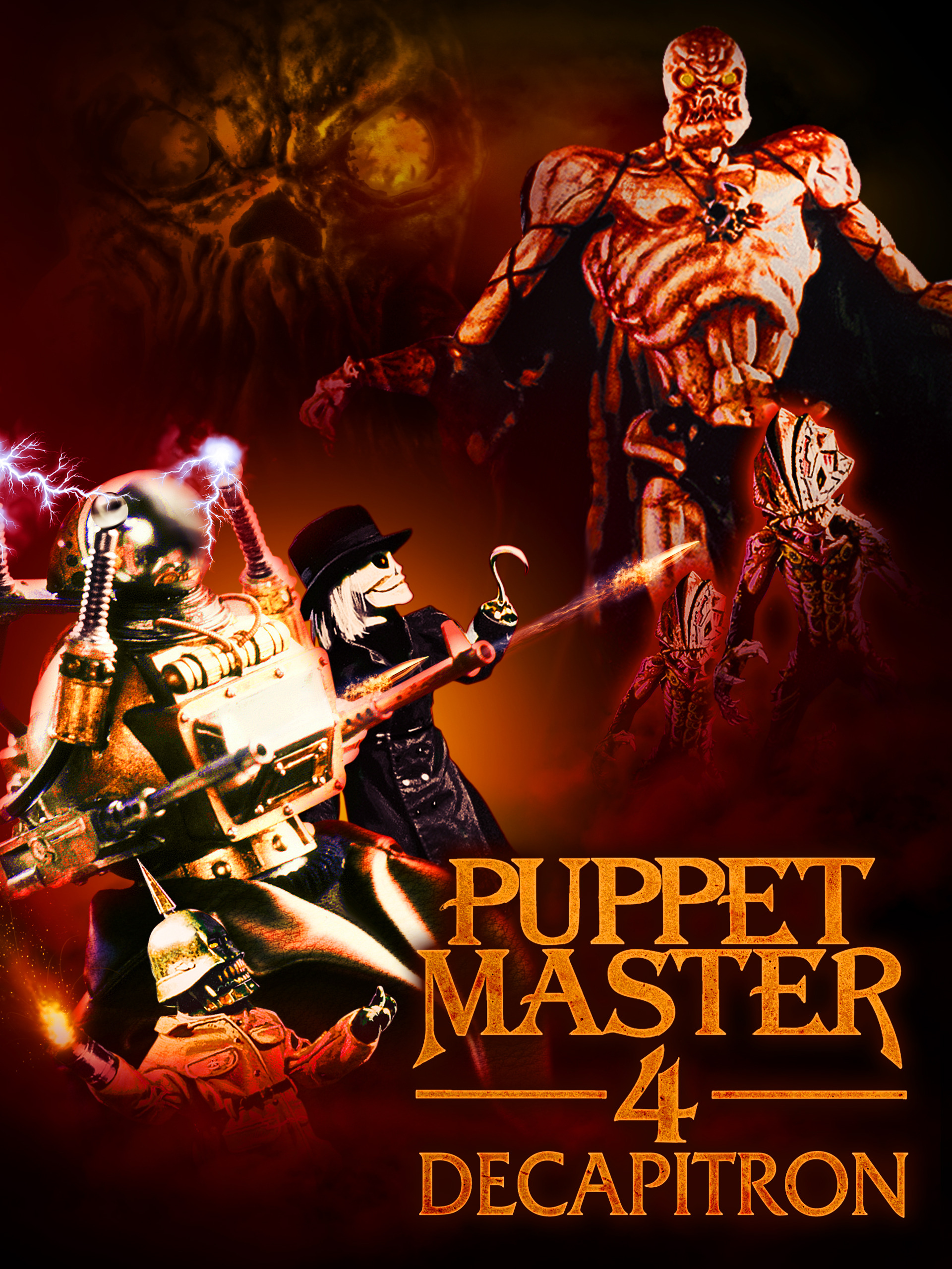 Puppet Master 4: Decapitron