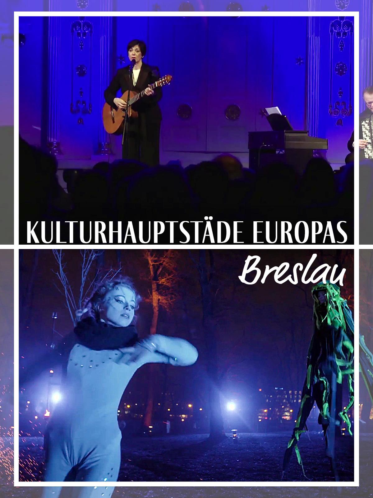 Kulturhauptstädte Europas - Breslau