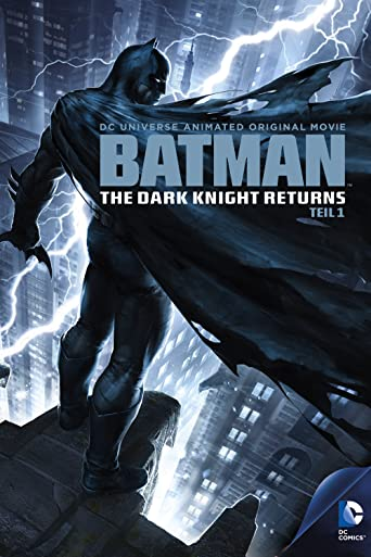 Batman - The Dark Knight Returns, Teil 1