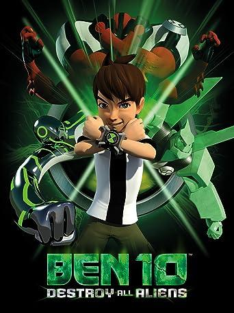Ben 10: Destroy All Aliens