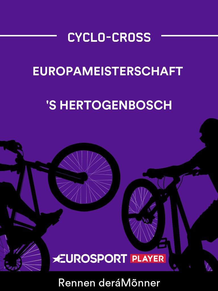 Cyclo-Cross: Europameisterschaft in 's-Hertogenbosch (NED)