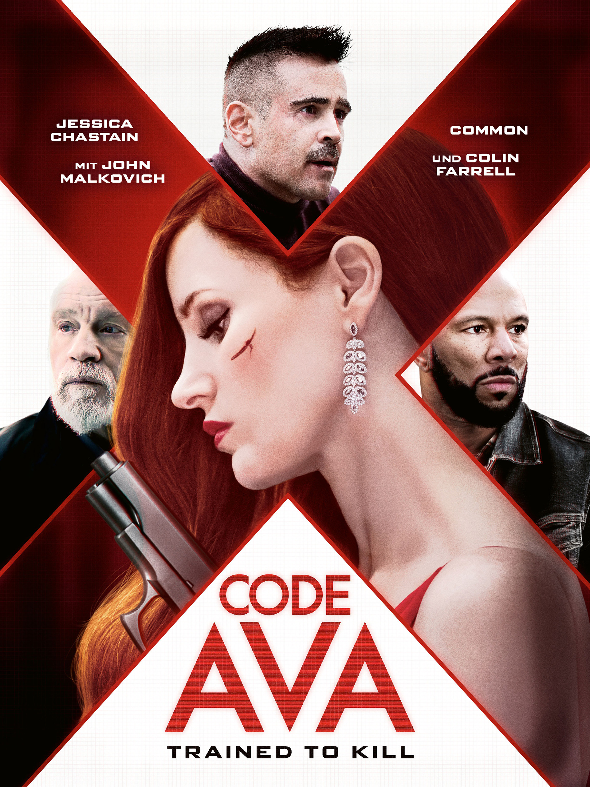 Code Ava - Trained to kill