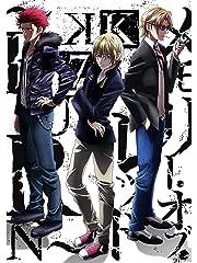 K SEVEN STORIES Episode 5「メモリー・オブ・レッド ~BURN~」#1