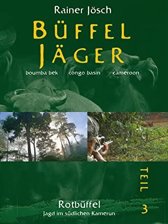 Büffeljäger - Rotbüffel