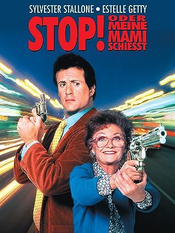 Stop! Oder meine Mami schießt!