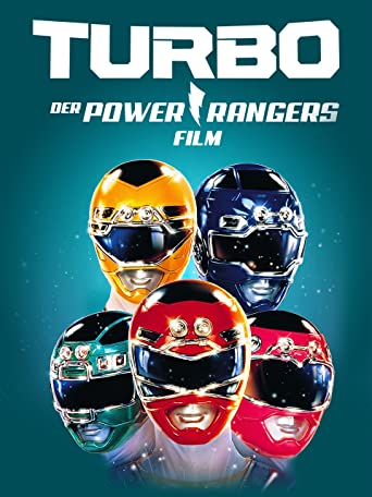 Power Rangers 2 - Turbo