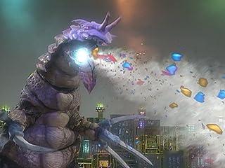 電光超人グリッドマン 第32話 人間掃除機の襲撃! 吸引怪獣ギュルンバ登場