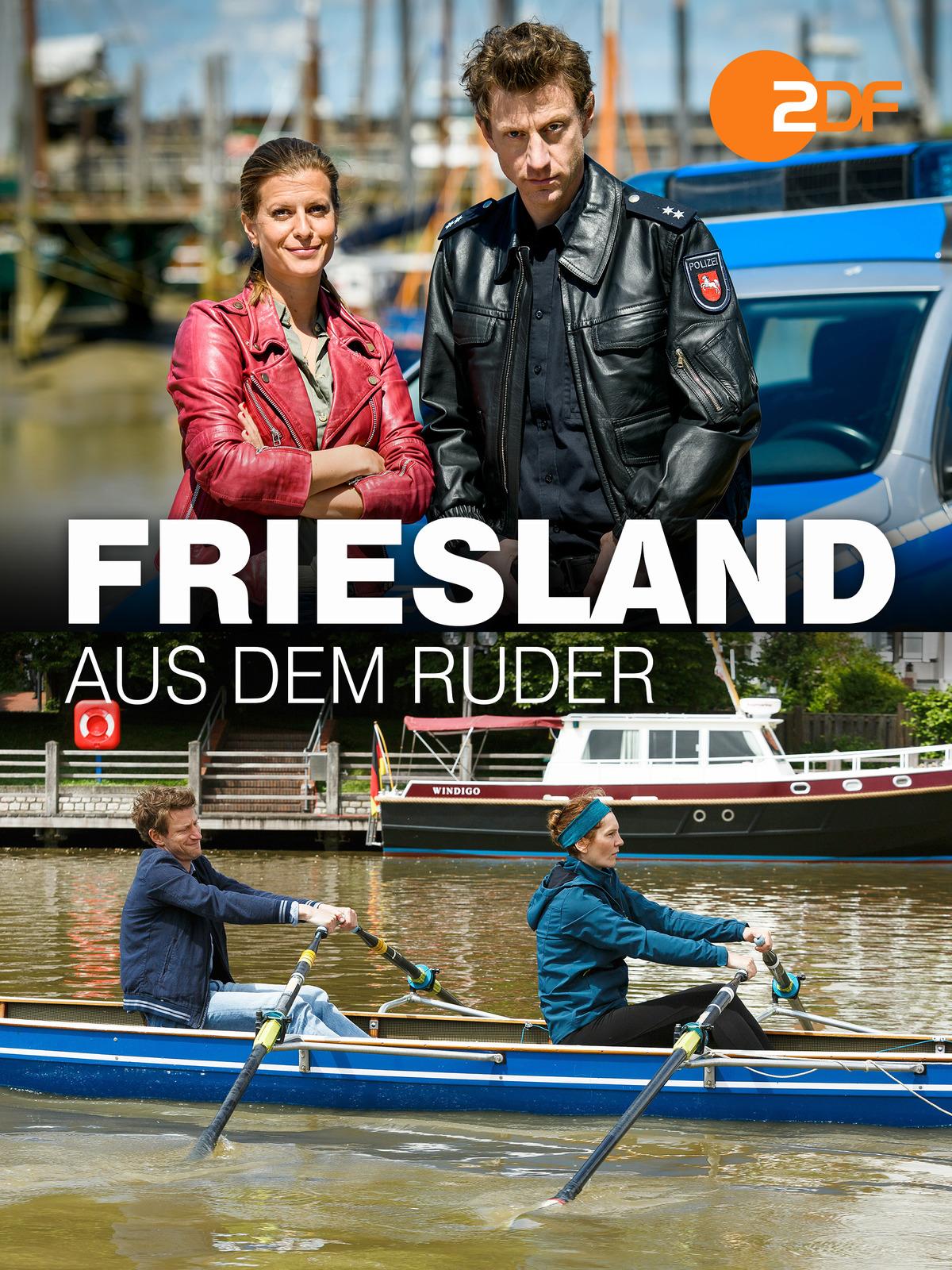 Friesland - Aus dem Ruder