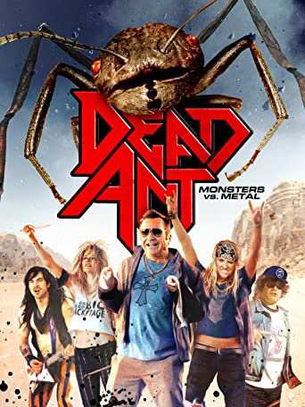 Dead Ant - Monsters vs. Metal