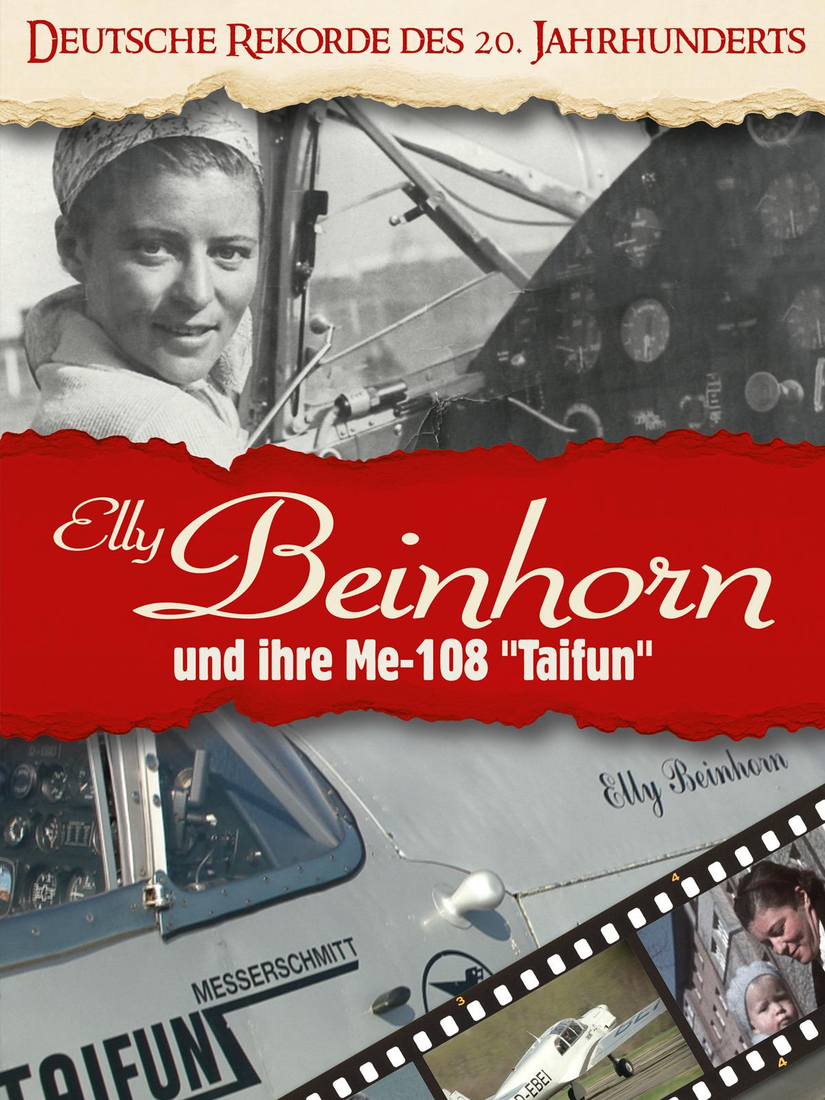 Deutsche Rekorde des 20. Jahrhunderts - Elly Beinhorn und ihre ME-108 Taifun