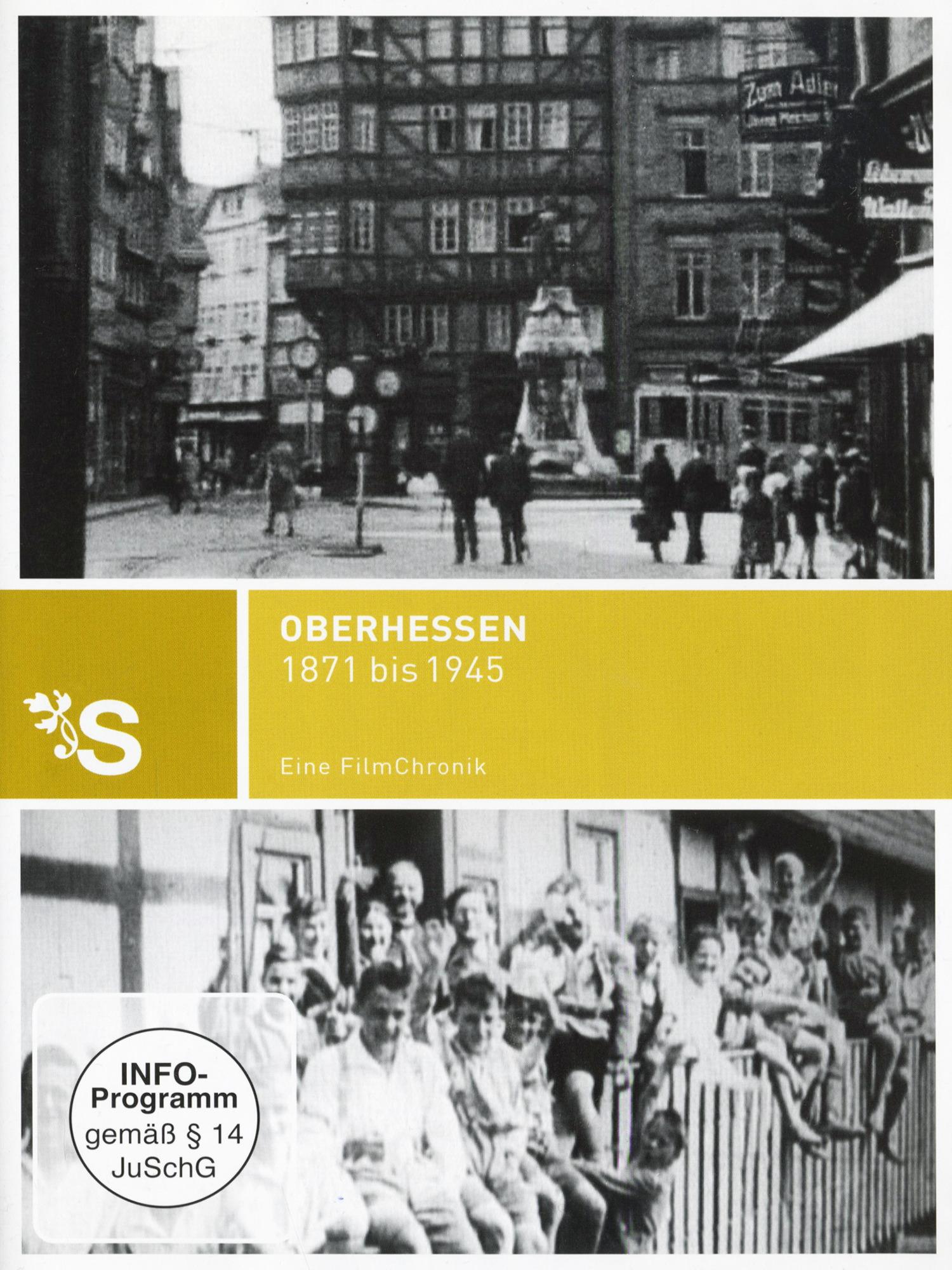 Oberhessen 1871 bis 1945