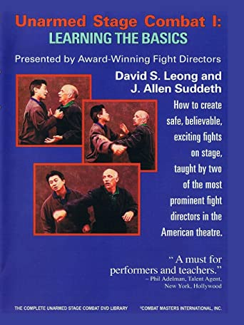 Unarmed Stage Combat Learning The Basics with Award Winning Fight Directors David Leong and J. Allen Suddeth [OV]
