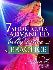 上級ベリーダンス 7つのショートカット 2練習