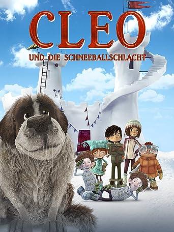 Cleo und die Schneeballschlacht