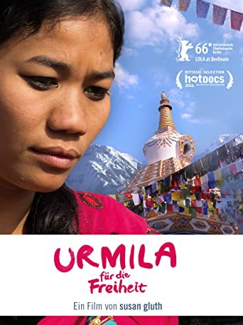 Urmila für die Freiheit