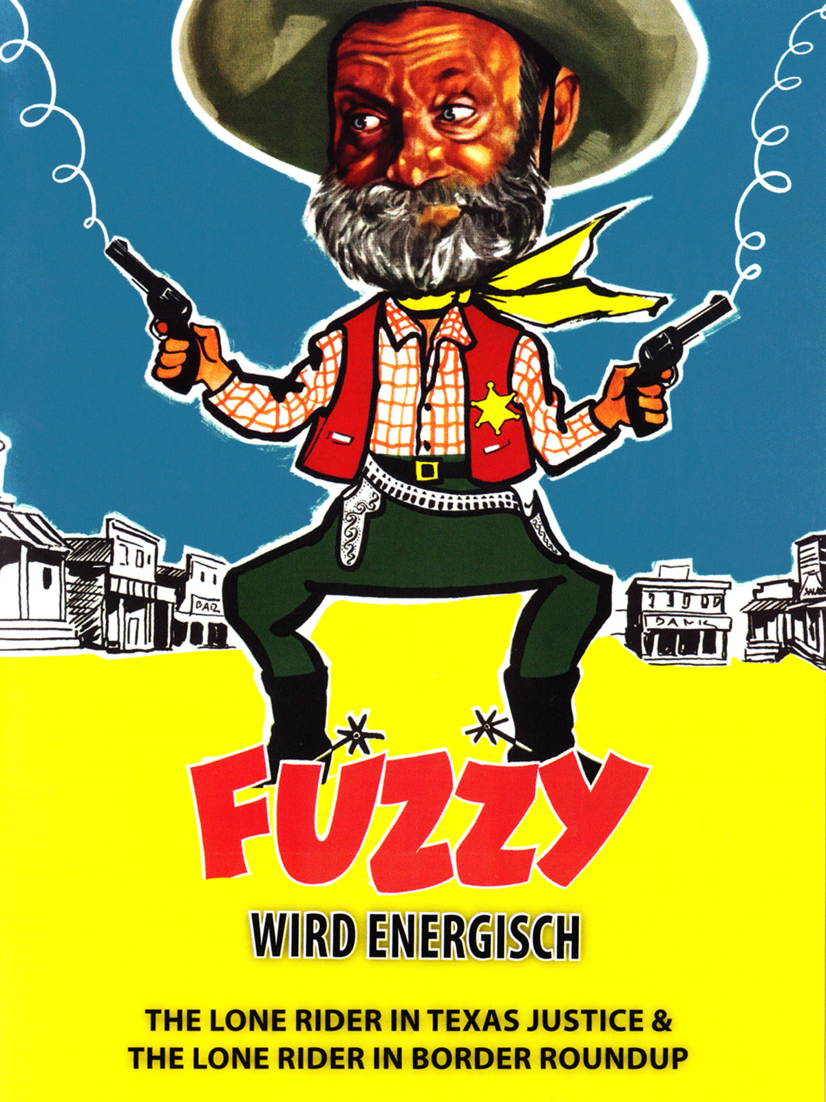 Fuzzy wird energisch