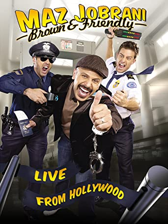 Maz Jobrani: Brown and Friendly [OV]
