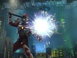 電光超人グリッドマン 第6話 恐怖のメロディ 音波怪獣アノシラス 裂刀怪獣バギラ登場