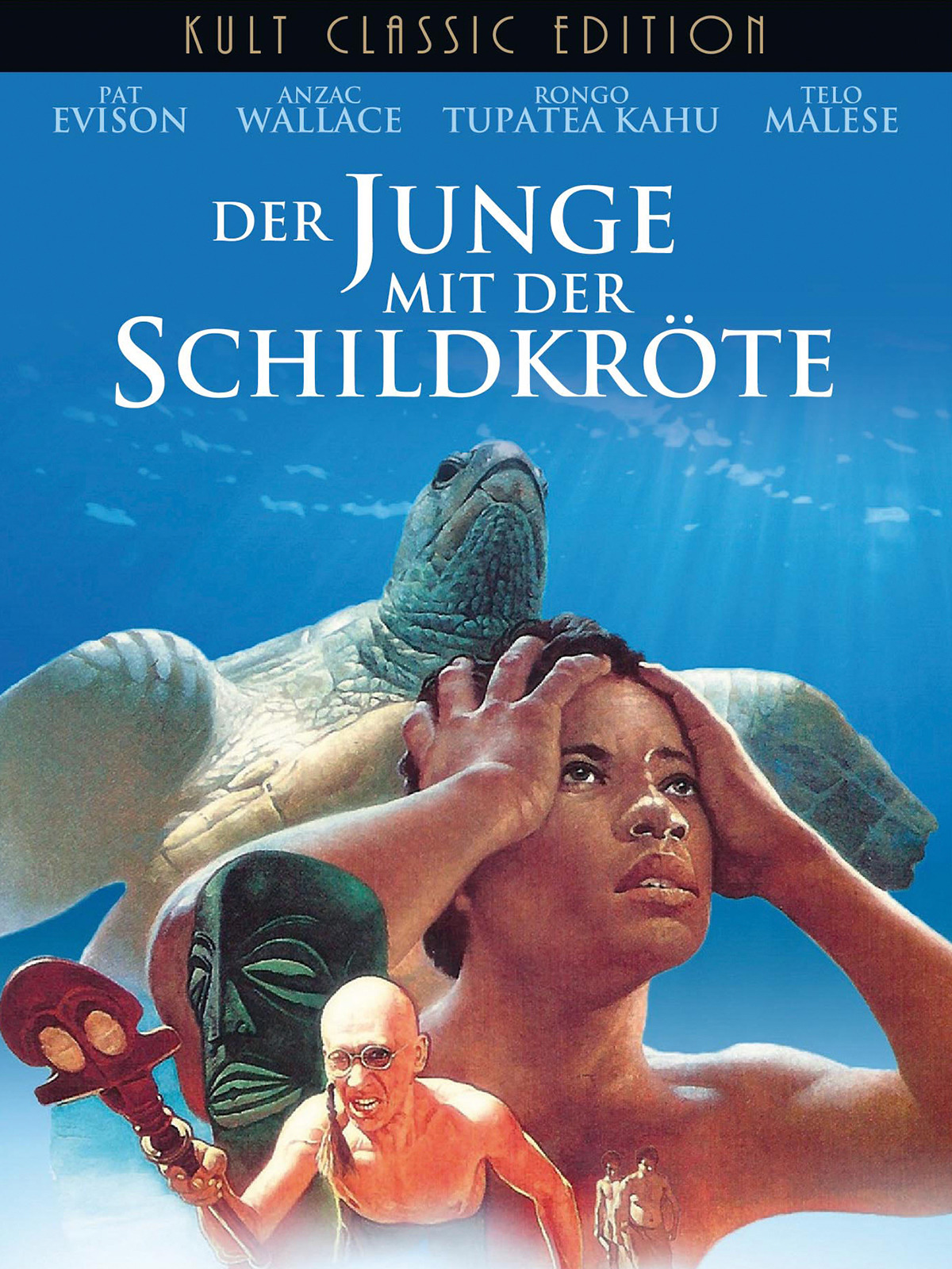 Der Junge mit der Schildkröte
