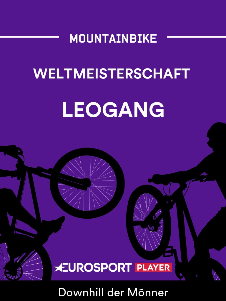 Mountainbike: Weltmeisterschaft in Leogang (AUT)