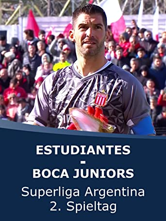 Estudiantes - Boca Juniors