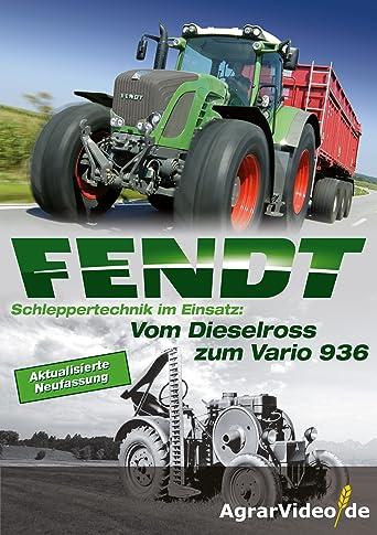 Fendt: Schleppertechnik im Einsatz