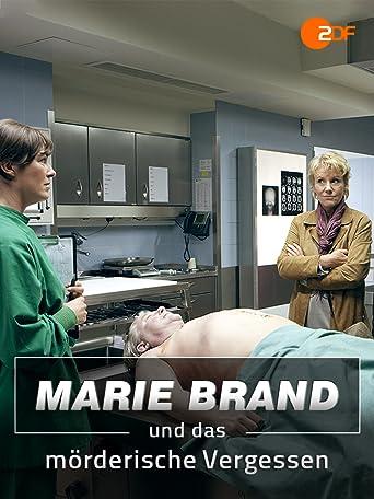 Marie Brand und das mörderische Vergessen