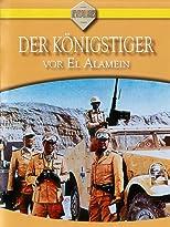 Königstiger vor El Alamein