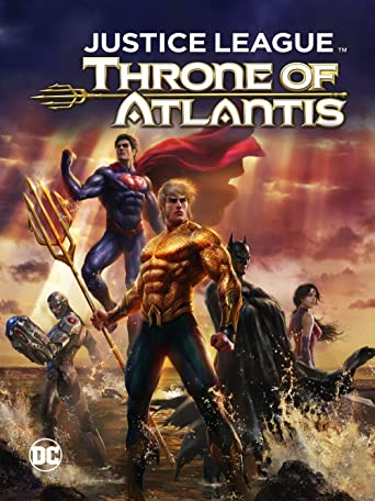 Justice League: Throne of Atlantis [OV]