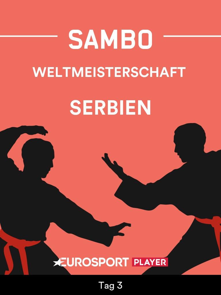 Sambo:Weltmeisterschaft inSerbien