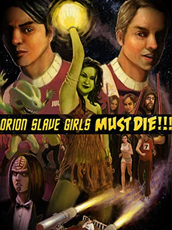 Orion Slave Girls Must Die!!!