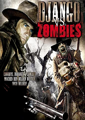 Django vs. Zombies