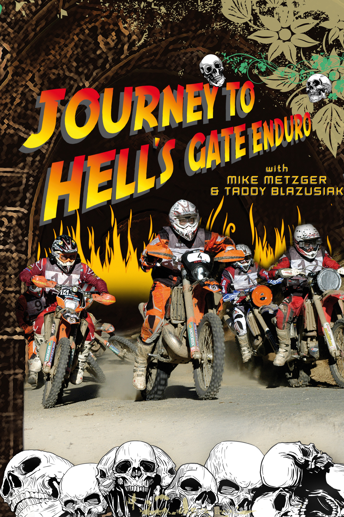 Journey to Hell's Gate Enduro